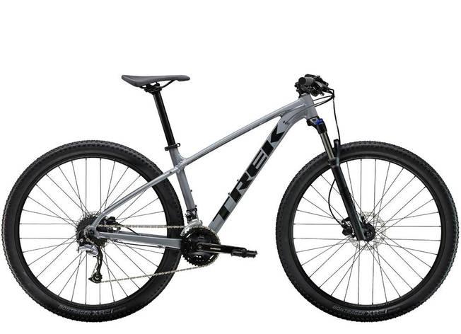 Велосипед Trek-2019 Marlin 7 29˝ сірий 21.5˝, фото 2