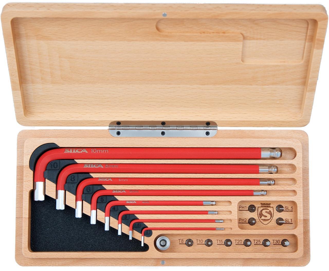 Набір інструментів SILCA HX-ONE Essentials Kit