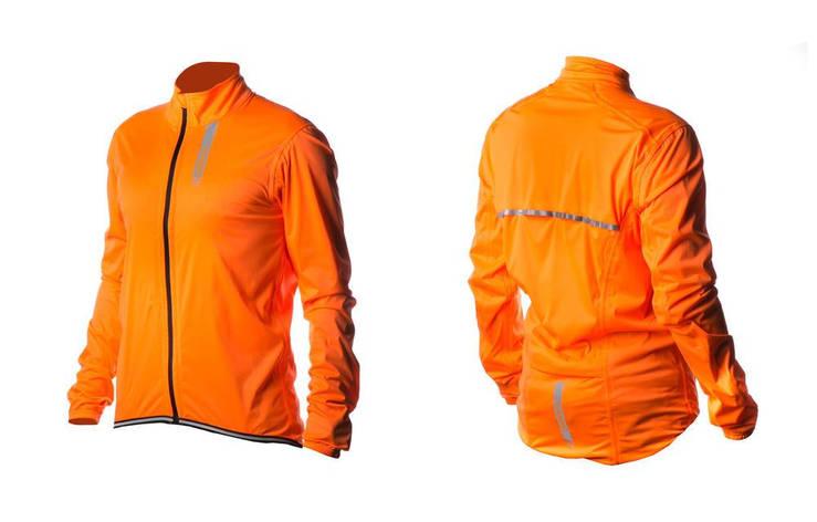 Вітровка-дощовик з проклеєними швами ONRIDE PELT помаранчевий S, фото 2