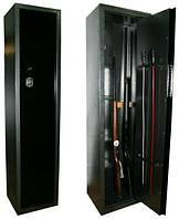 Усиленный оружейный сейф для двух ружей