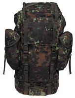 Рюкзак штурмовой большой MFH Combat 65л Флектарн