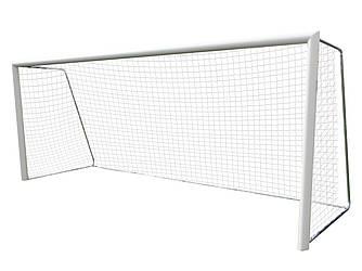 Футбольные ворота  (алюминиевые) 7320х2440 мм SS00398