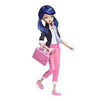 Кукла Miraculous Леди Баг и Супер - Кот серии Делюкс Марринет 26 см (39749)