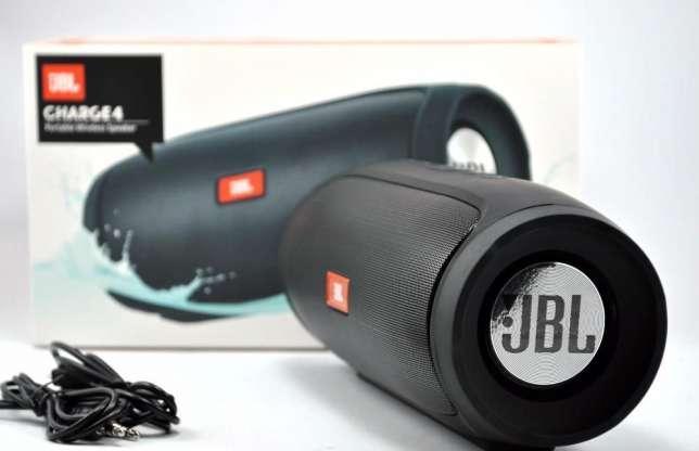 Колонка JBL Charge 4!  Встроенный Power Bank! Портативная Беспроводная Bluetooth Колонка реплика