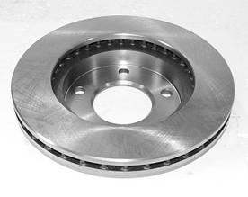 Тормозной диск D=258мм ( Комплектация пассажир )