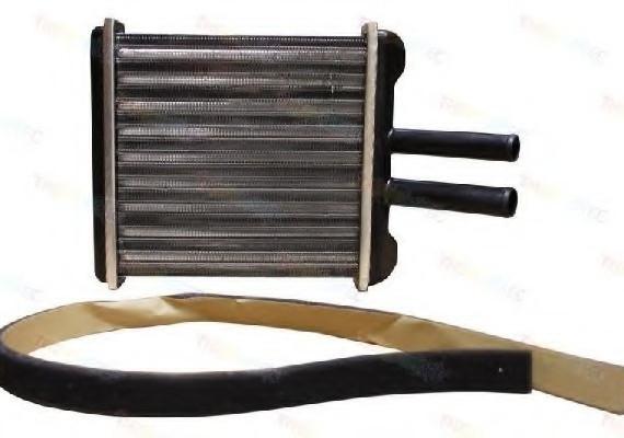 Радиатор отопителя CHEVROLET LACETTI 05- (TEMPEST)