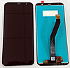 Оригинальный дисплей (модуль) + тачскрин (сенсор) для Meizu M6T (черный цвет)