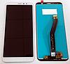 Оригинальный дисплей (модуль) + тачскрин (сенсор) для Meizu M6T (белый цвет)