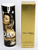 Женская парфюмерия в мини флаконе Dolce&Gabbana The One 50 мл