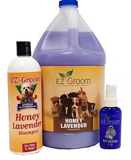 Шампунь для собак и кошек EZ GROOM HONEY LAVENDER Медовая лаванда