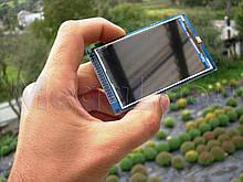 Дисплей TFT LCD 3.5 дюйма ILI9486 для Arduino Mega 2560