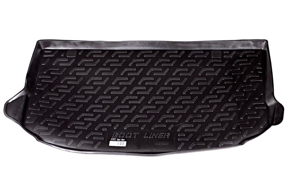 Коврик в багажник для Kia Venga (YN) HB (10-) полиуретановый 103100201
