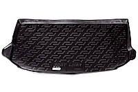 Коврик в багажник для Kia Venga (YN) HB (10-) полиуретановый 103100201, фото 1