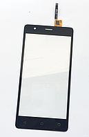 Оригинальный тачскрин / сенсор (сенсорное стекло) для Fly FS516 Cirrus 12 (черный цвет), фото 1