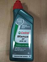 Трансмиссионное масло Castrol Manual EP 80W-90 1л. - производства Германия, фото 1
