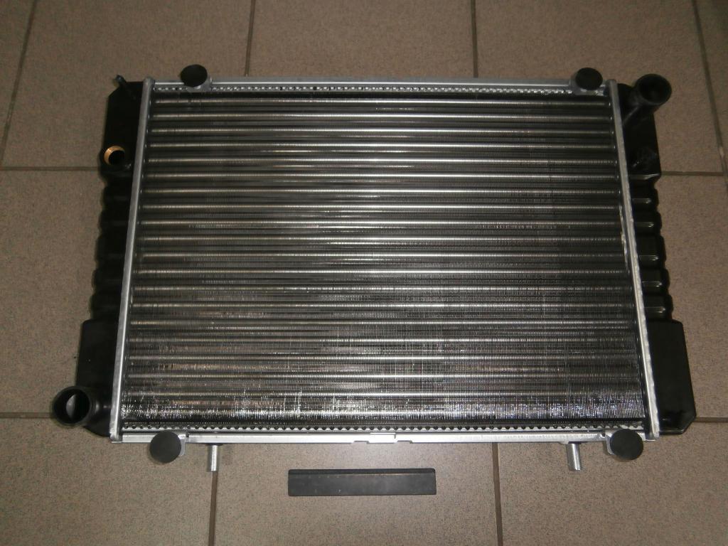 Радиатор водяного охлаждения ГАЗ 3302 (3-х рядн.) (под рамку) 51 мм