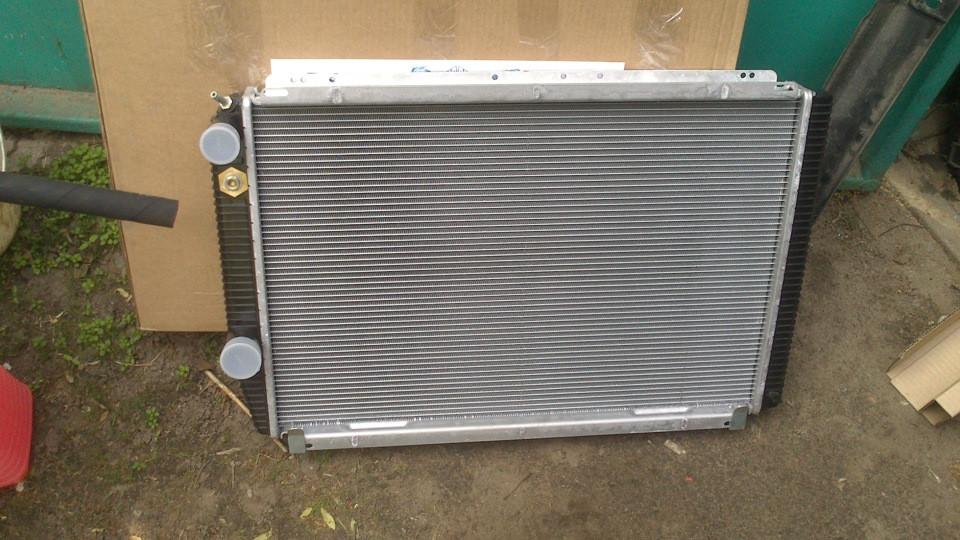 Радиатор водяного охлаждения УАЗ (TEMPEST)