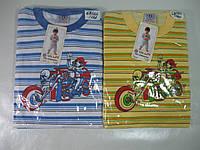 Пижама трикотажная с начёсом для мальчиков, размеры 86/92  067