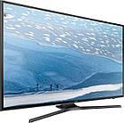 Телевизор Samsung UE50KU6079 (PQI 1300Гц, Ultra HD 4K, Smart, Wi-Fi, DVB-T2/S2), фото 2