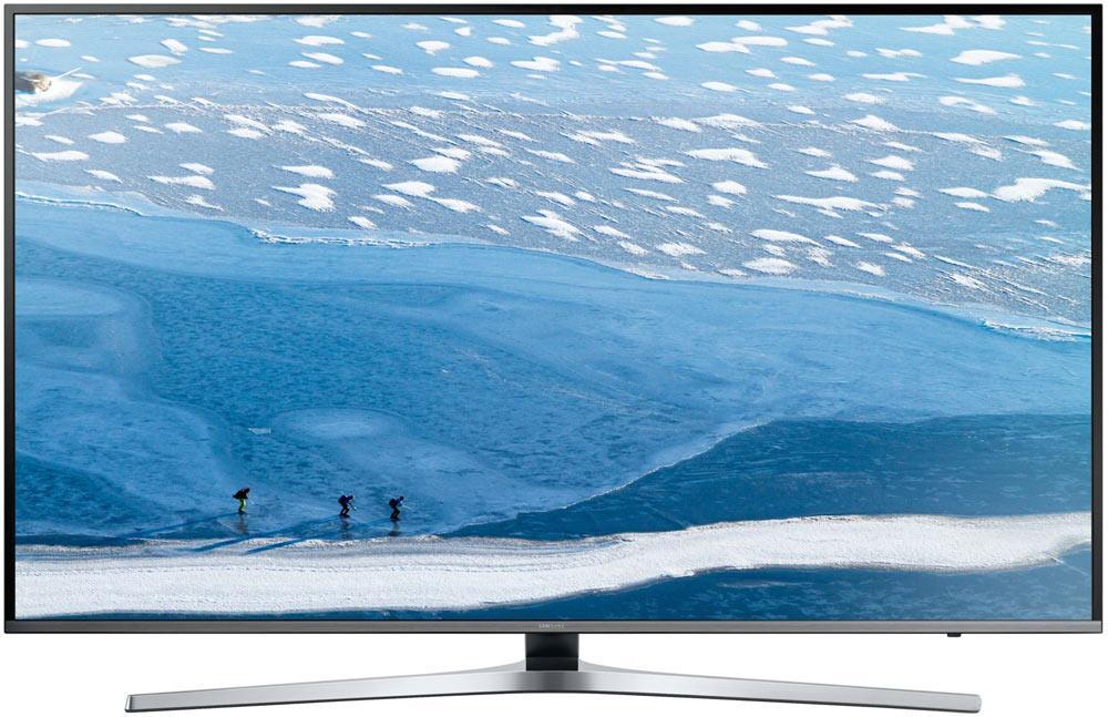 Телевизор Samsung UE49KU6470 (49 дюймов, PQI 1500Гц, Ultra HD 4K, Smart, Wi-Fi, DVB-S2)