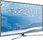 Телевизор Samsung UE49KU6470 (49 дюймов, PQI 1500Гц, Ultra HD 4K, Smart, Wi-Fi, DVB-S2), фото 2