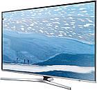 Телевизор Samsung UE49KU6470 (49 дюймов, PQI 1500Гц, Ultra HD 4K, Smart, Wi-Fi, DVB-S2), фото 3