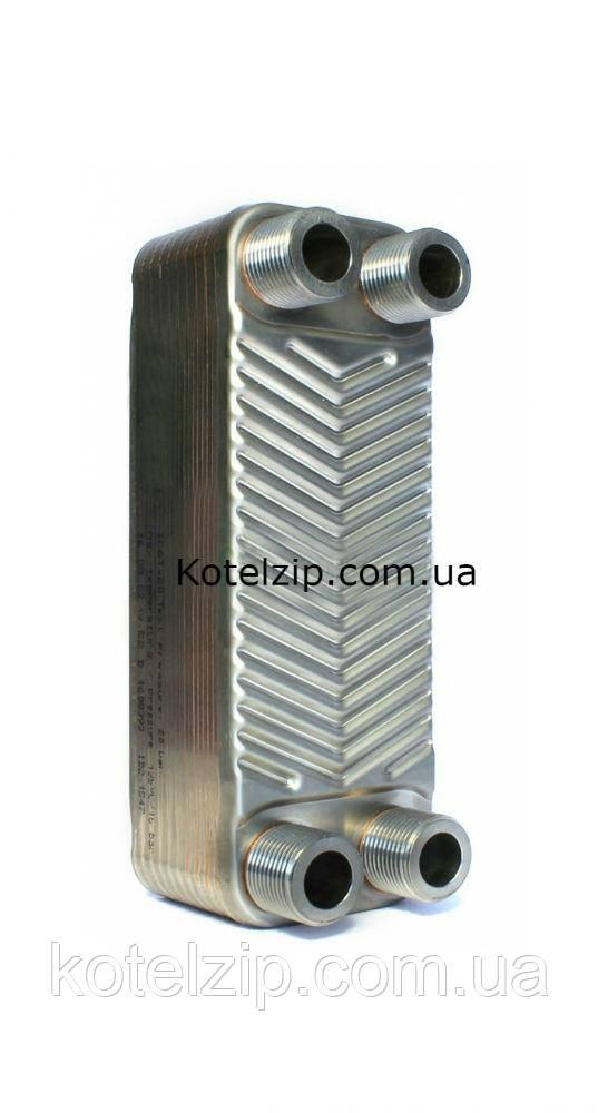 Паяный пластинчатый теплообменник SWEP B3 Пушкино Подогреватель низкого давления ПН 30 в2 Ачинск