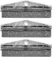 Комплект камней 28х6мм к хону YT-05810 YATO, 3шт.