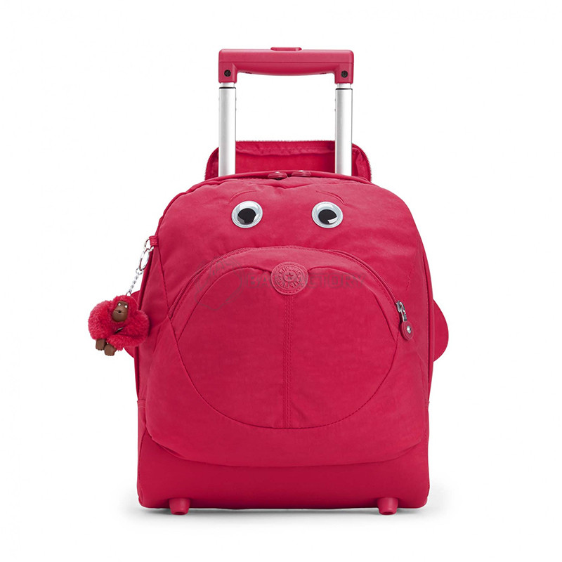 Чемодан детский на 2 колесах Kipling BIG WHEELY True Pink 16.5л (K00157 09F) f2c2c17fc1b