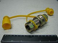 Головка соединительная Евро М16х1,5 желт. MB, MAN