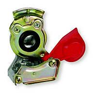 Головка соединительная М16*1,5 красн. комплект(б/к+с/к) MB, MAN