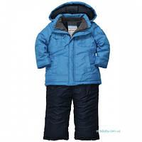 Зимний теплый комплект куртка и полукомбенизон (Размер 2Т)  CARTER'S  (США)