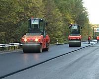 Устройство дорог и проездов в асфальте и бетоне