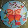 """Вафельные картинки """"Бабочки 3Д"""" d21см.  (код 01101)"""
