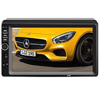 """➤Автомагнитола 7"""" Lesko 7018B AVI, MP4, FLV Bluetooth mp5 автомобильная музыкальная функция просмотра видео"""
