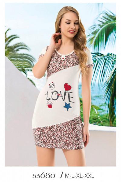 Домашнє плаття ANGEL STORY 53680 розмір L
