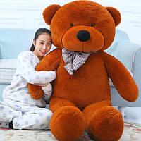 Плюшевый медведь ''Нэстор'' 170см. Коричневый
