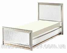 Кровать 1-но сп. (80х190) основа под матрас ДСПФиерия 1950х1040х990мм  (Скай)