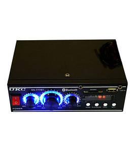 Усилитель ресивер UKC SN-777BT, Bluetooth, стерео усилитель звука