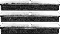Комплект камней 76х10мм к хону YT-05812 YATO, 3шт.