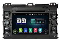 Штатная магнитола  Incar Toyota Prado 120 Android 8, шт