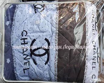 Зимнее хлопковое одеяло из овечьей шерсти полуторное оптом и в розницу