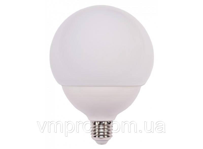 Светодиодная лампа Luxel G120 16W, E27 (054-H 16W)
