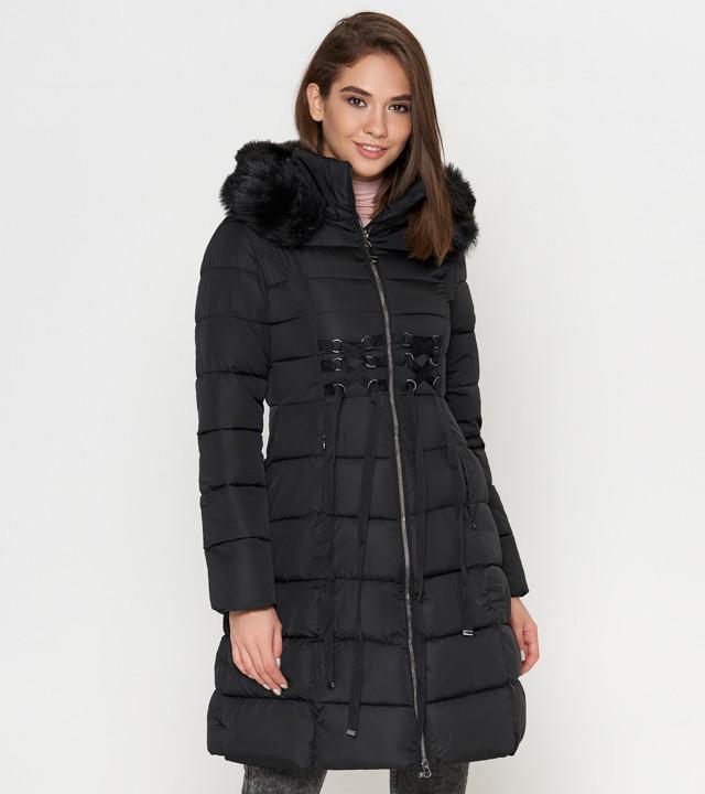 Tiger Force 1816 | Женская теплая куртка черная