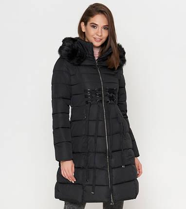 Tiger Force 1816 | Женская теплая куртка черная, фото 2