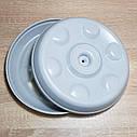 Колпак колеса переднего Газель (пластмассовый) (комплект 1 шт) (пр-во Россия), фото 2
