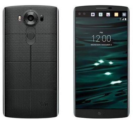 """Смартфон LG V10 H961N 4/64Гб Black, 2Sim, 16/5+5мп, 5.7""""IPS, Snapdragon 808, 3000 мАч, 2 Экрана, Оригинал"""
