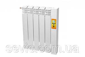 Электрический радиатор с климат - контролем (5 секций)