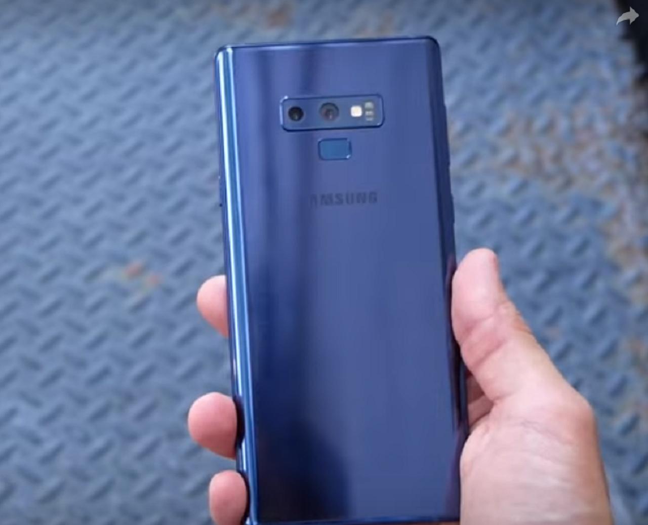 Корейские фабричная копия Samsung Galaxy NOTE 9 128GB Синий