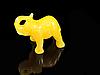 Статуэтка слоник маленький,жёлтый